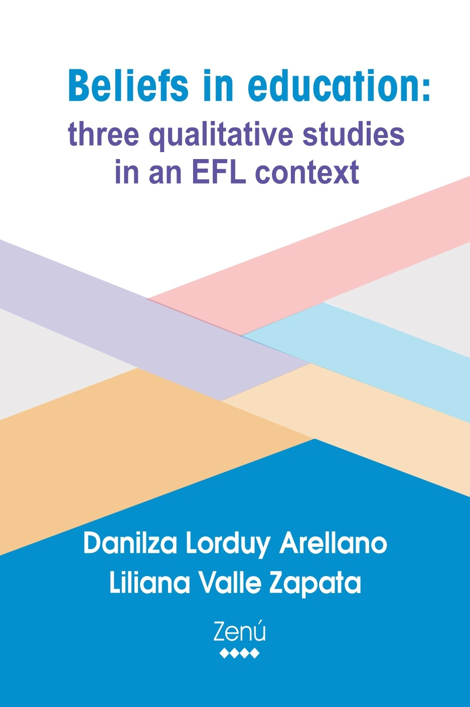 Beliefs in education: three qualitative studies in an EFL context